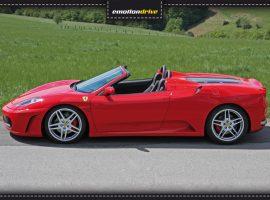Ferrari F430 Fahren