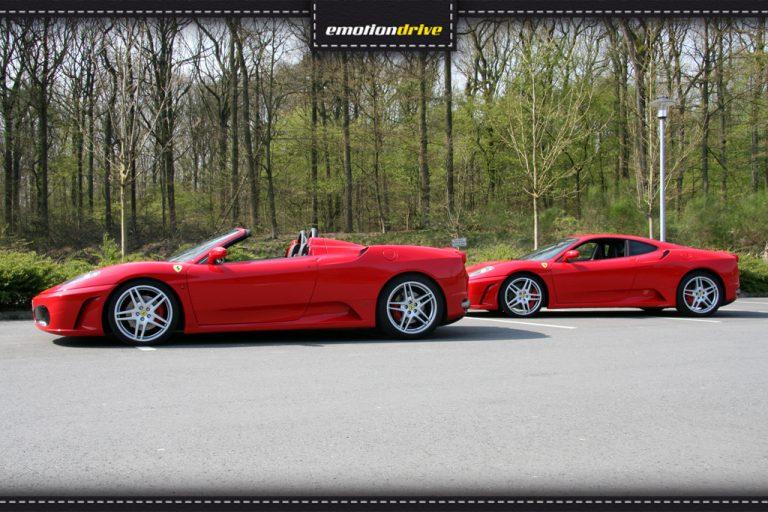 Ferrari F430 Coupé und Spider