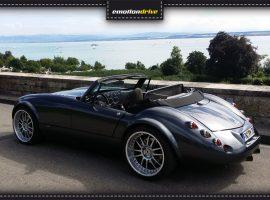 Wiesmann Roadster Fahren