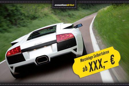 Lamborghini Murcielago Selberfahren