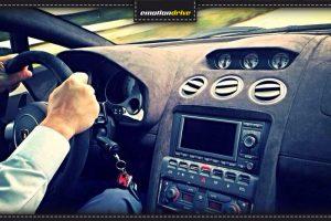 Lamborghini Gallardo Superleggera Innenraum
