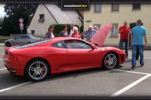 Ferrari fahren in Bayern